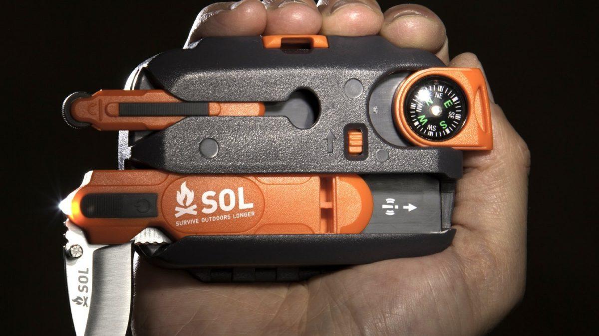 SOL Origin: un kit di sopravvivenza per tutti e pronto all'uso