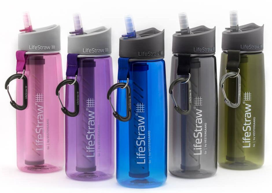 Lifestraw Go: acqua potabile sempre e dovunque