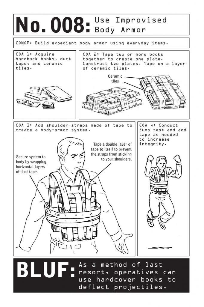 100 deadly skills scheda 008